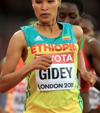 Letesenbet Gidey