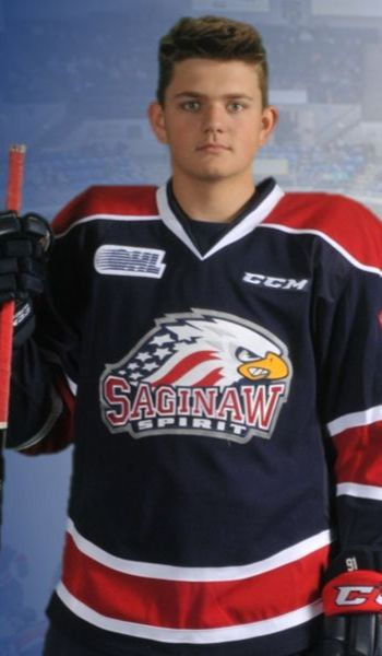 Cole Perfetti: 10 Facts on Ice Hockey Centre