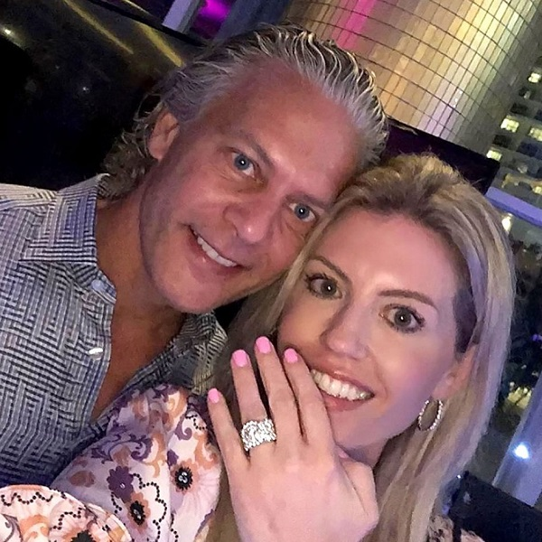 Is Lesley Cook Pregnant? Everything on David Beador's Fiance