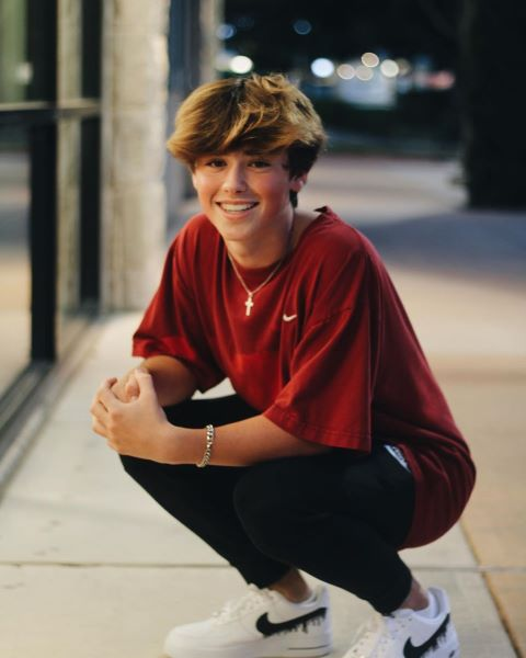 How Old Is Andrew Harris From TikTok? Everything To Know About His Age, Parents, Girlfriend and Instagram