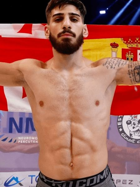 Ilia Topuria Flag: Where is UFC Fighter From?