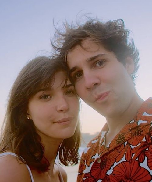 Is YouTuber David Dobrik Dating Charlotte Dalessio?