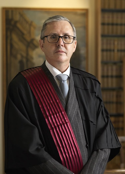 Judge Simon Steward Wikipedia, Wife, Net Worth, Bio, Family