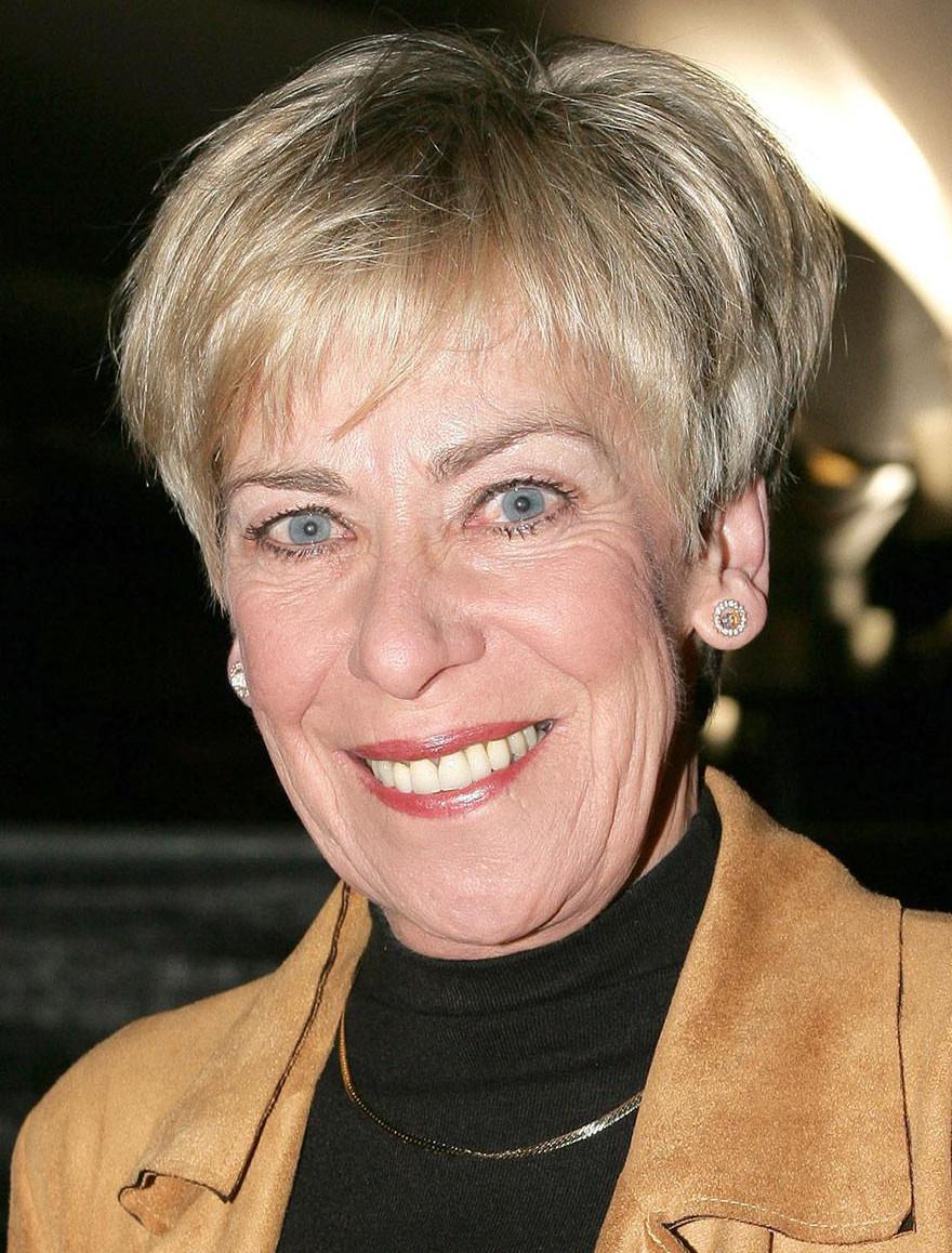 Judith McGrath Australian Actress