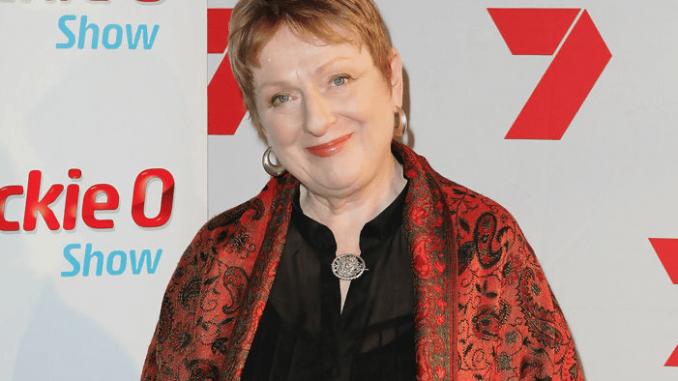 Lyn Collingwood Australian Actress
