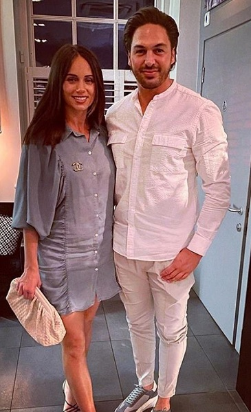 Becky Miesner: Facts on Mario Falcone Fiance and Baby Mama