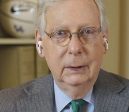 What Is Wrong With Mitch McConnell Hands? Is He Ill? Bruises And Skin