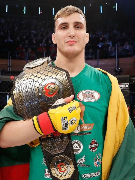 Modestas Bukauskas Nationality: Where Is The MMA Fighter From?