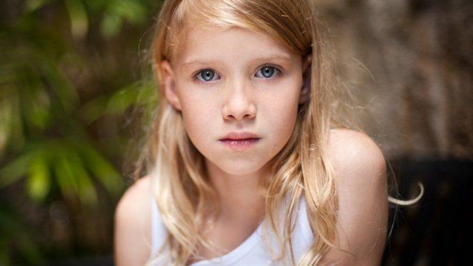 Morgana Davies Australian Child Actress