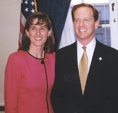 Kris Toomey: Facts on Pat Toomey's Wife