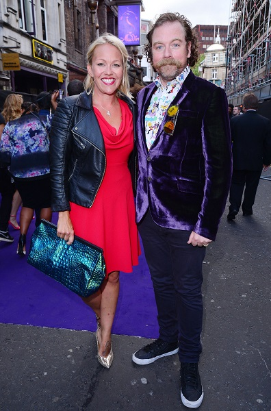 Beth Johnson: 10 facts on Rufus Hound Wife
