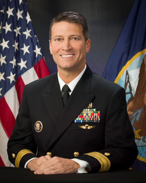 Who Is White House Dr Ronny Jackson? Everything On Wife, and Wikipedia Bio