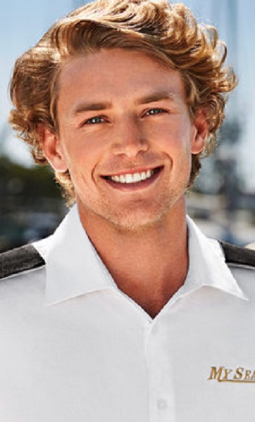 Shane Coppersmith: Facts on Below Deck Season 8 Cast