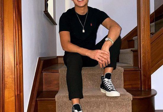 Tyler Dixon Age, Instagram and Wiki: Saffron Barker Boyfriend 2020