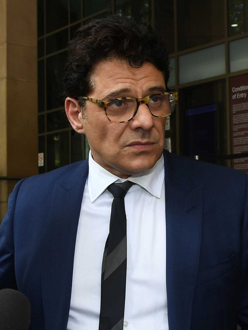 Vince Colosimo Australian Actor