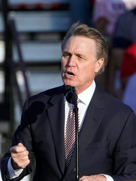 David Perdue Wife Bonnie Perdue And Family: Everything On GOP Senator