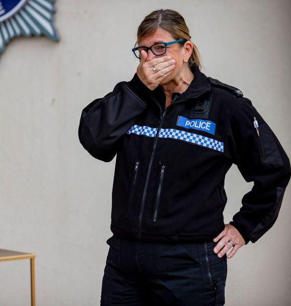 PC Claire Bond: Everything To Know  about Pride Of Britain Award Winner