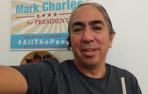 Mark Charles Political Party: Everything To Know About US Presidential Candidate 2020