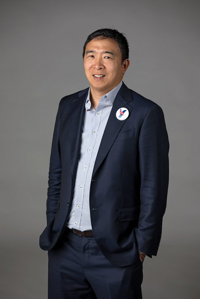 Andrew Yang Net Worth 2020: Wife Evelyn Yang And Family Facts