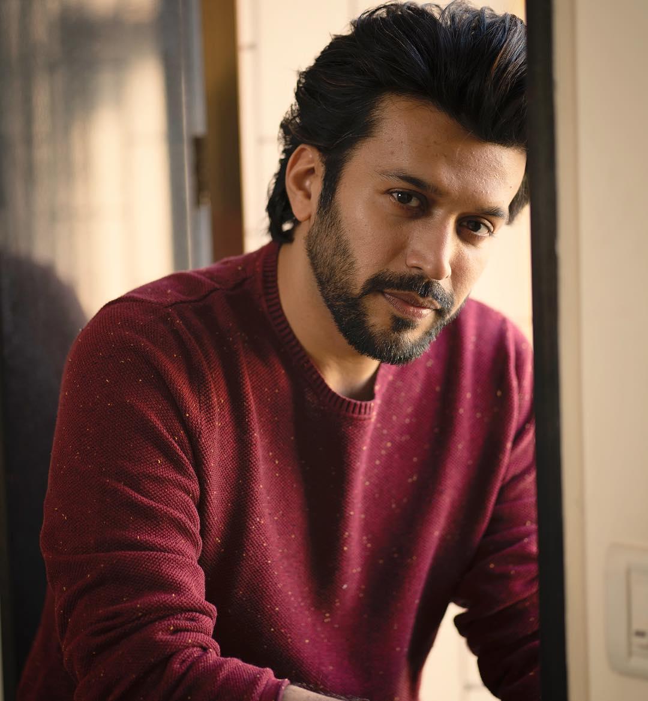 Anjum Sharma Indian Actor