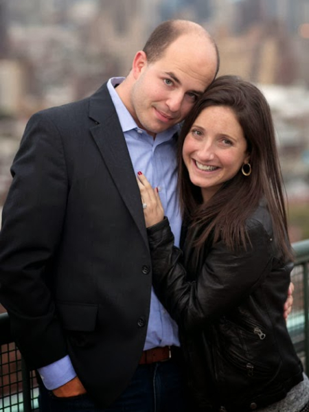 Jamie Shupak Stelter Age: Facts To Know About Brian Stelter's Wife And Family