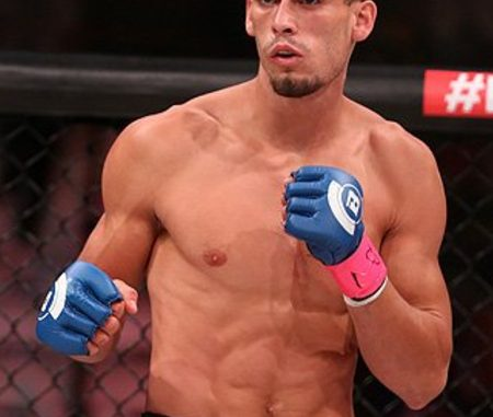 Charlie Ontiveros Age, Wiki, Girlfriend: 10 Facts On UFC Fighter