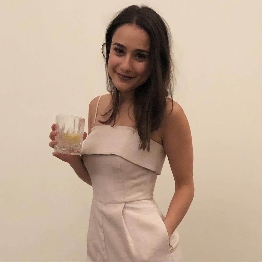 Danielle Catanzariti Australian Actress