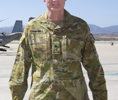 General Angus Campbell Wife, Wikipedia, Net Worth: Facts To Know About