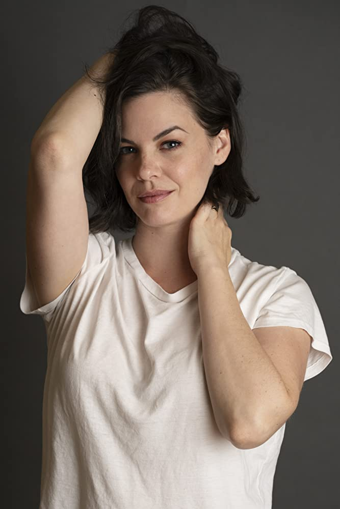 Haley Webb American Actress
