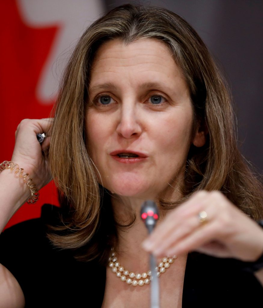 Is Chrystia Freeland Married? Husband And Family: Where Is She From?