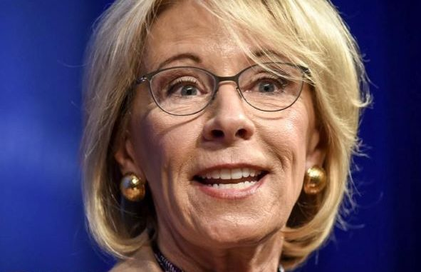 Betsy DeVos Husband Dick DeVos: Is She Fired? Facts To Know