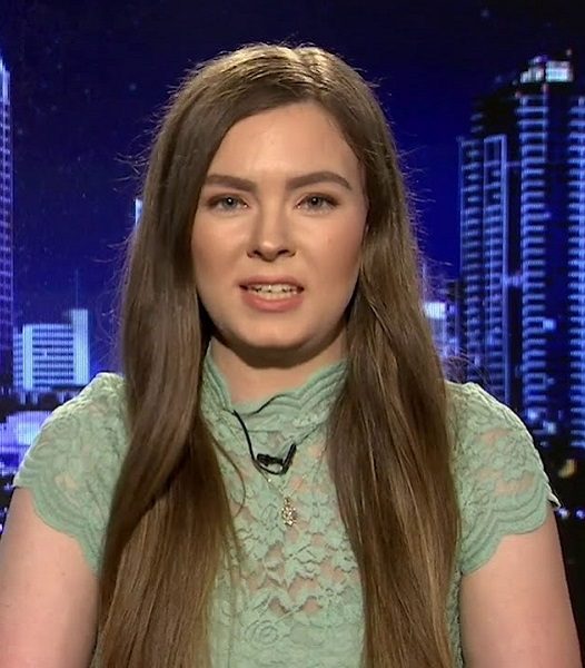 Kara Mckinney OANN Age, Wikipedia:  Facts On Tipping Point Host
