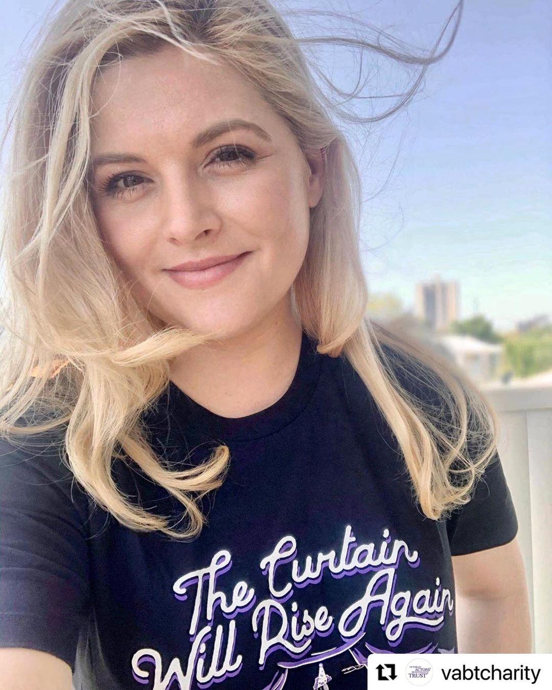 Lucy Durack Australian Actress, Singer