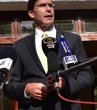 Mark Esper Wife Leah Esper: Facts On His Wiki And Family