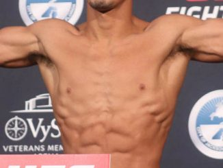 Miguel Baeza Nationality: Where Is The UFC Fighter From? Ethnicity And Background