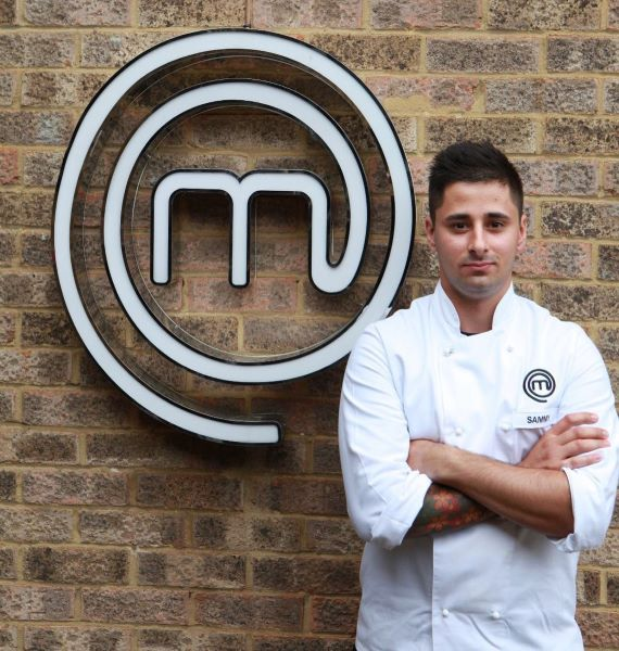 Sammy Hillen: Meet MasterChef The Professionals Contestant