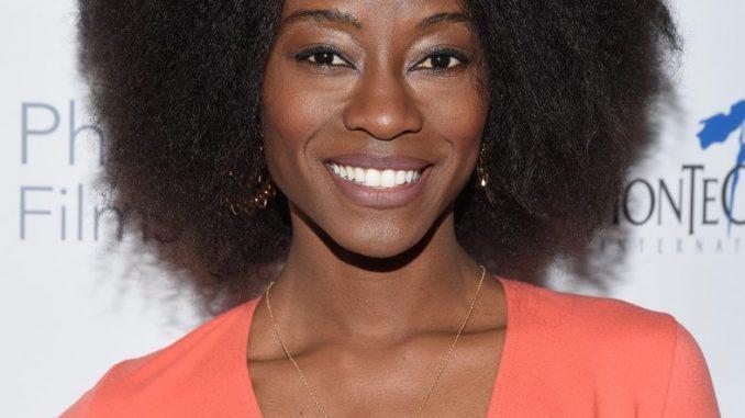 Sibongile Mlambo Zimbabwean Actress