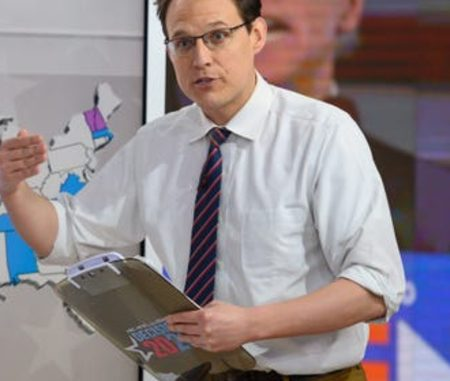 Is Steve Kornacki Gay? Is He Married to David Mack? Facts on the MSNBC Journalist