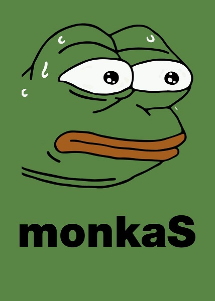 What Does Monkas Mean On Twitch? MONKAS Meaning and Usage Explained