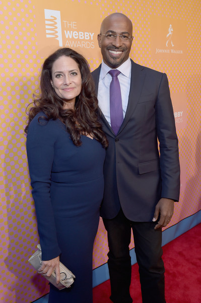 Who Is Van Jones Wife Jana Carter? Everything On His Family and Children