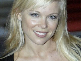 Holly Brisley Australian Actress