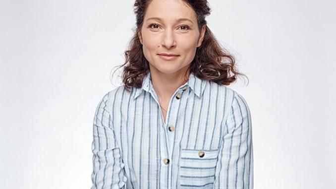 Janina Elkin Ukrainian  Actress