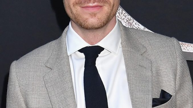 Joe Dempsie British Actor