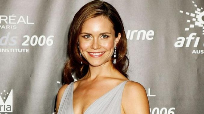 Saskia Burmeister Australian Actress