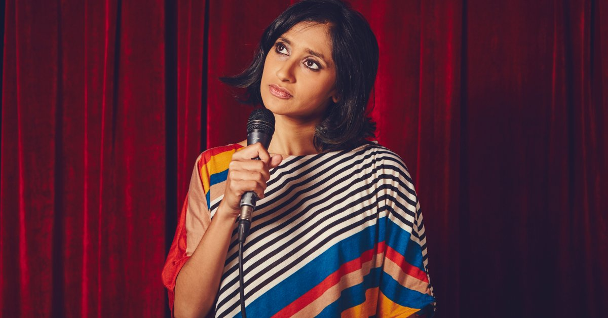 Aparna Nancherla American Actress