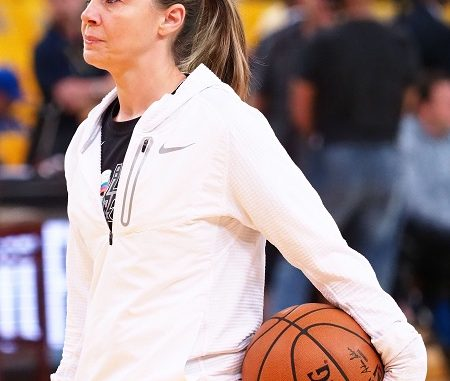 Becky Hammon Salary, Wiki and Husband: Who Is She Married To?