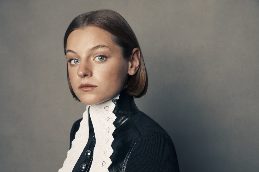 Emma Corrin British Actress