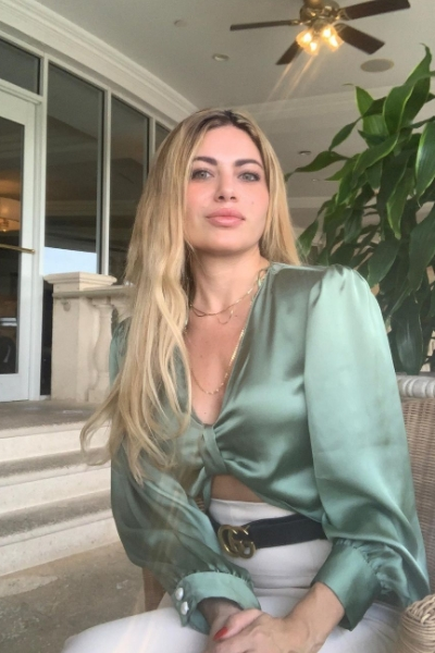 Simona Mangiante Age And Instagram: Meet George Papadopoulos Wife