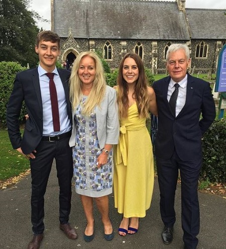 Who Is Alison Russell? Everything On George Russell's Mother And Parents