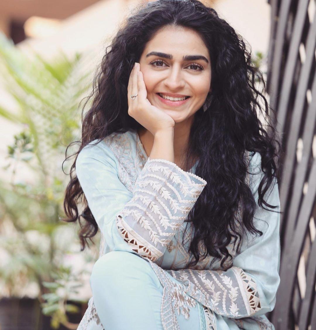 Hajira Yamin Pakistani Actress
